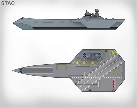 trimaran warship design report 047 grunts and aces news aircraft lovers group