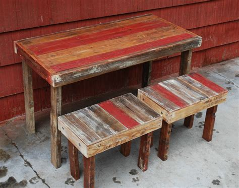 Dining Table Pallet 90 Ideas For Beautiful Furniture From Upcycled Pallets Style Estate