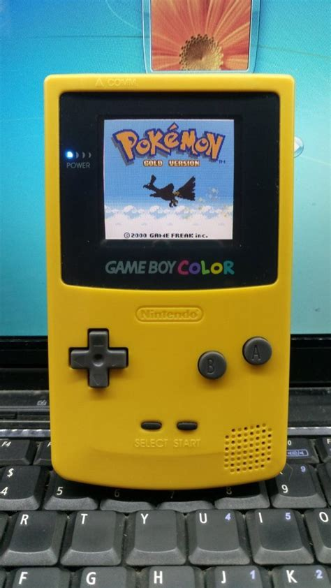 gameboy color screen mod bennvenn s gameboy color ags 101 backlit lcd conversion