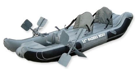 inflatable pontoon pedal boat tww corp inflatable water sports ria pedal boat