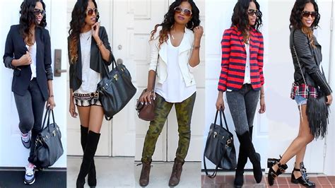 Simple University Outfits