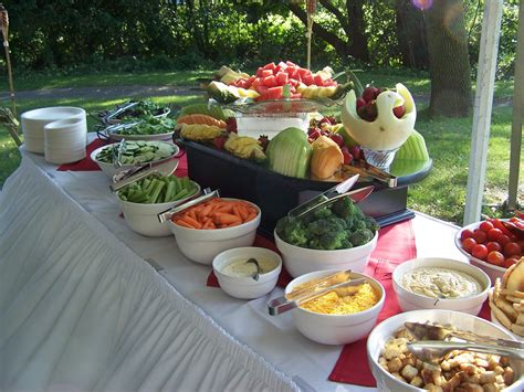 backyard wedding catering backyard bbq wedding polonia catering flickr