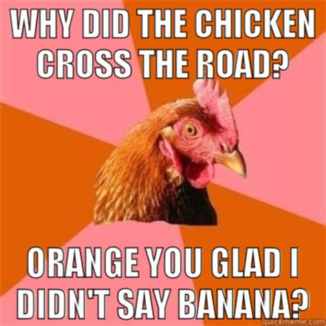 Anti Joke Chicken Meme - image 119969 anti joke chicken know your meme
