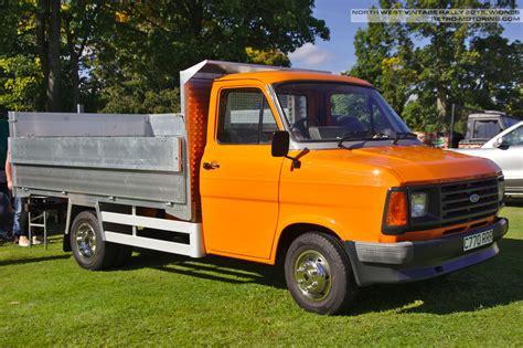 orange ford transit orange ford transit mk2 truck c770rrr img 7662