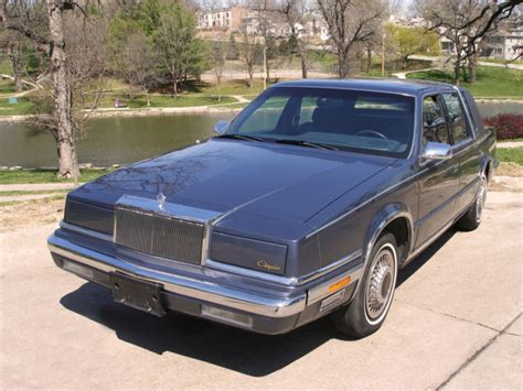 chrysler new yorker fifth avenue for sale used cars on buysellsearch 91 chrysler new yorker fifth avenue mark cross special edition 33611 miles for sale photos