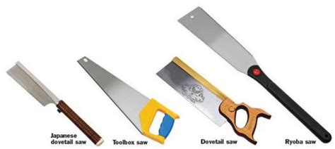 type of saw handsaws 2