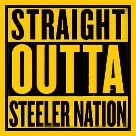 Out And About Nation 2 by 1000 Ideas About Steelers Football On
