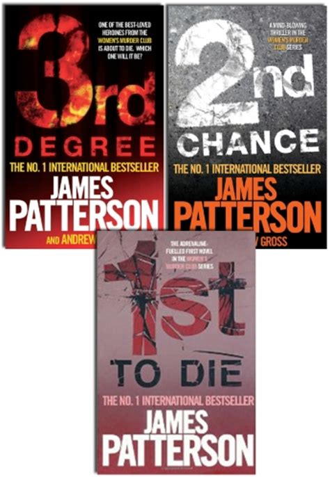 millionaire s second chance series book 3 books patterson womens murder club series collection 3