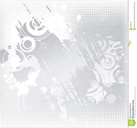 silver layout vector stylish silver background vector stock vector image