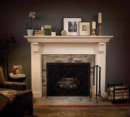 Decorative Fireplace Surrounds by Fireplace Mantel Shelf