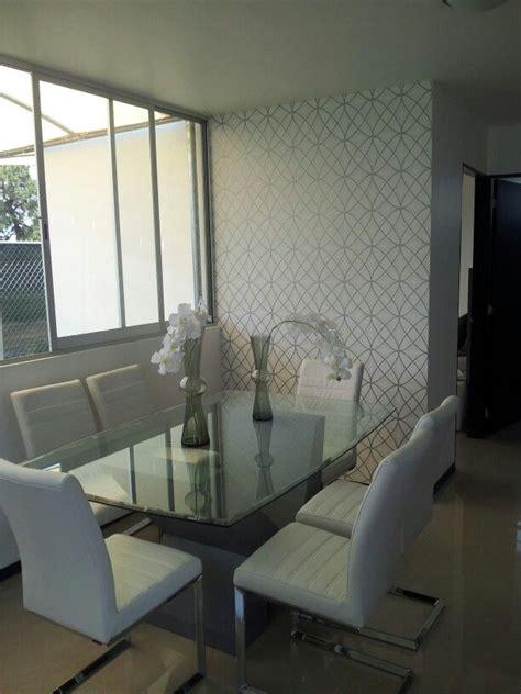 departamento moderno decorado en tonos gris  blanco