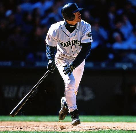 Ichiro Suzuki 2001 The Mangin Mlb All Decade Team Roids And Greenies