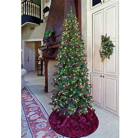 bethlehem lights 6 5 foot slim profile newberry christmas