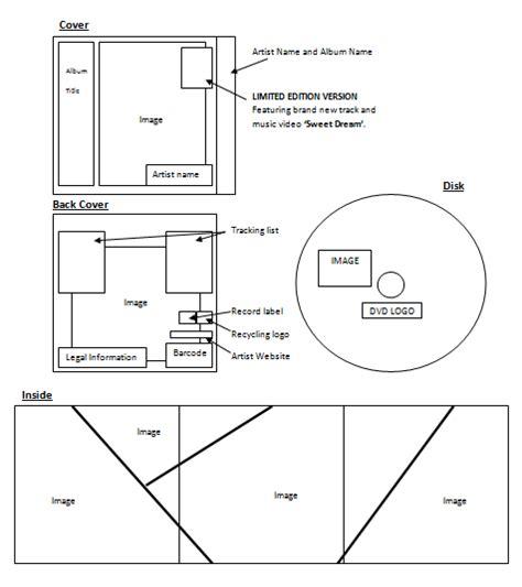 layout design features media studies advanced portfolio deisgn layout and extra