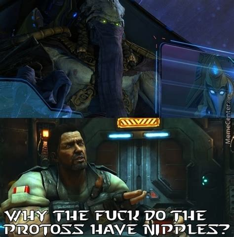 Starcraft 2 Meme - starcraft protoss pylons bitches don t know memes best
