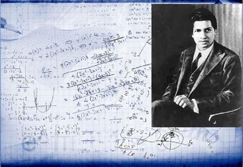 national mathematics day remembering  ramanujan