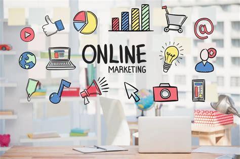 design online market estrategia de marketing online con dibujos descargar
