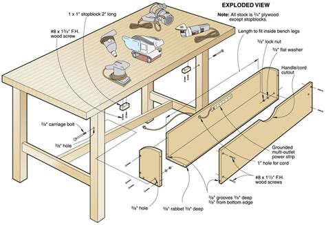 free plans for woodworking bench free woodworking workbench plans woodworker plans