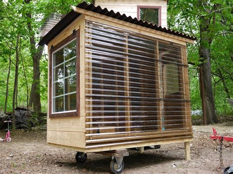 78 images about alternative tiny homes trailer cers on adorably tiny study cabin was built for 400 using