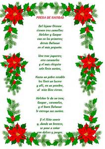 de navidad poesia d navidad wchaverri s blog