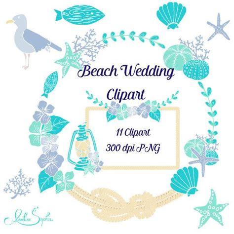 Wedding Themed Borders Clip by Wedding Clipart Nautical Wedding Invitation Clip