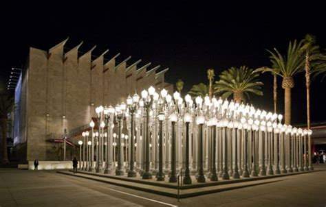Lacma Lights by With Mccabe Free Lacma Moca And The Norton