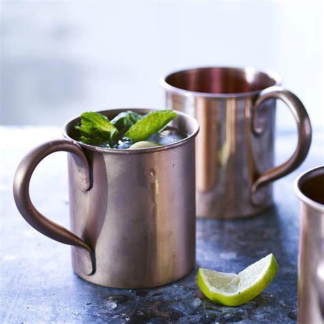 moscow mule copper mug by rowen & wren ...