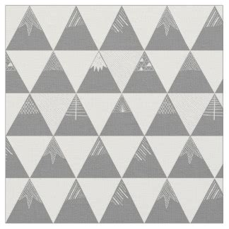 triangle pattern grey grey triangles pattern fabric for upholstery quilting