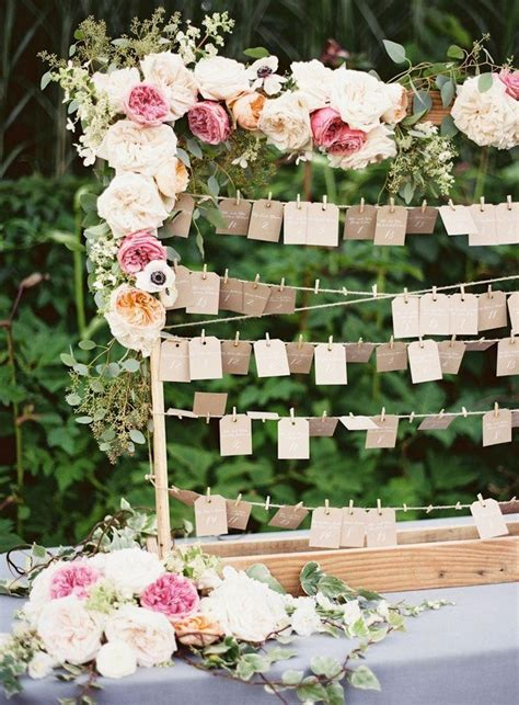 shabby chic wedding decor lovely romantic atmosphere at