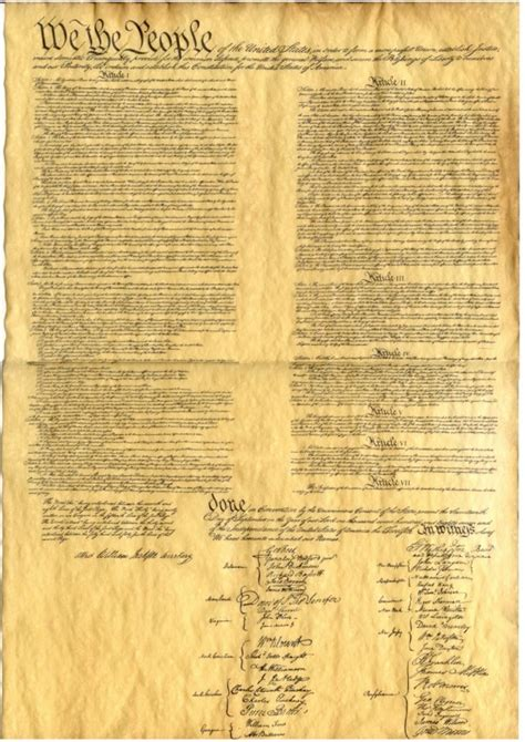 sections of the us constitution the conservative papers part ii tcot and tea party coalitions draft bill of federalism to