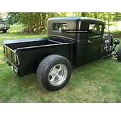 1930 Model A Pickup Truck Hot Rod Rat Photo 7