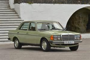 Mercedes W123 240d Mercedes 240d W123 De 1978