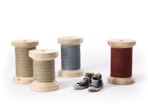 taburete la cuerda taburete bajo de cuerda teseo by vontree