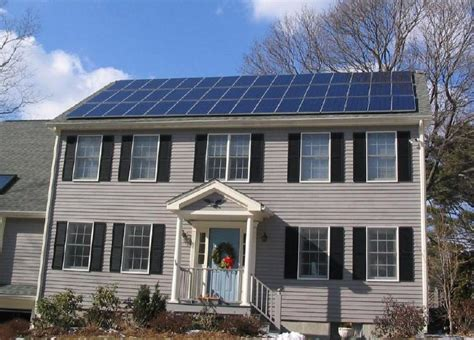 solar power for my home file solar panels on house roof winter view jpg wikimedia commons