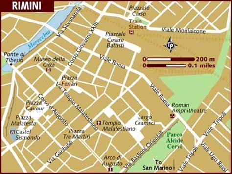 di cesena home banking mappa della citt 224 di provincia regionale italia mappa