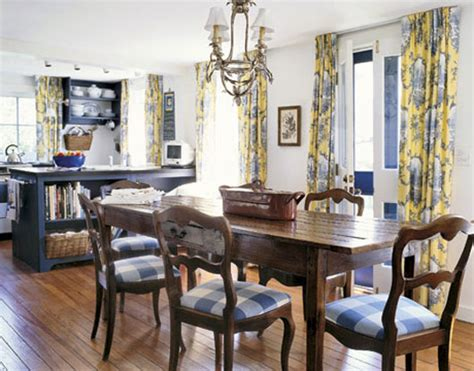 brighton beach luxury french country style dining room