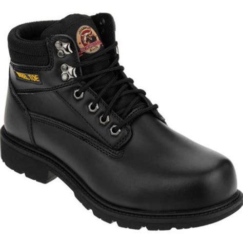 steel toe work boots at walmart brahma s gus steel toe 6 quot work boot walmart