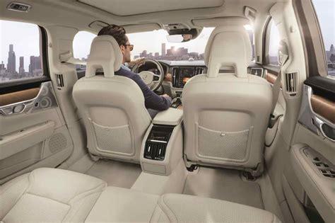 Volvo S90 Interior by Volvo S90 Excellence Lujo Asi 225 Tico Global