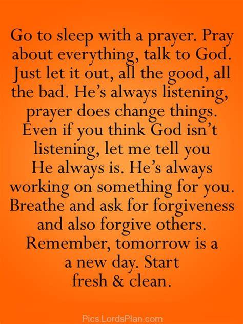 catholic prayer before bed always pray before sleep lords plan best inspirational