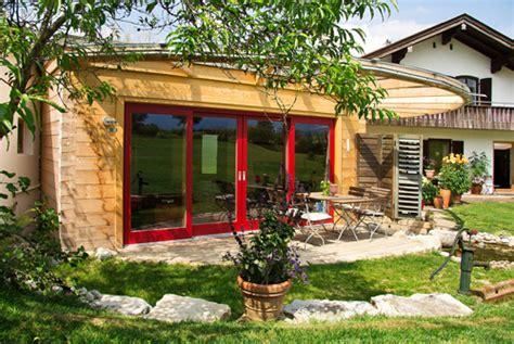 chiemgauer holzhaus framehouse log cabin prefabricate