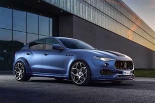 Maserati Sub Tuner Novitec Adds Visual Mechanical To Maserati S