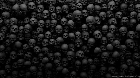skulls background skull black skulls 3d many wallpaper skull hd wallpaper