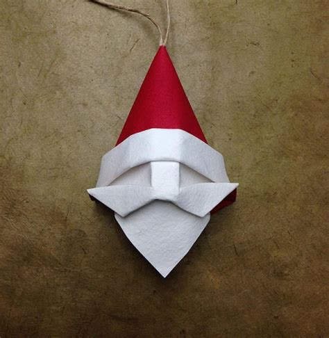 How To Make Origami Ornaments - best 25 origami ornaments ideas on oragami