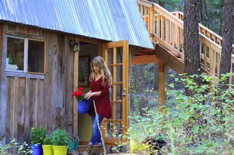 small tiny mountain cabin tiny house swoon