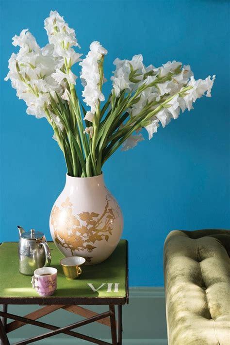 beautiful blue paint ideas  living rooms homegirl london