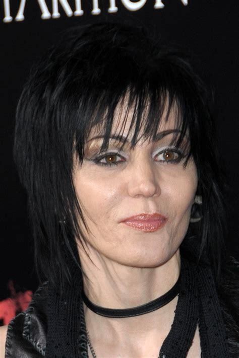joan jett hairstyle pictures joan jett straight black choppy layers hairstyle steal