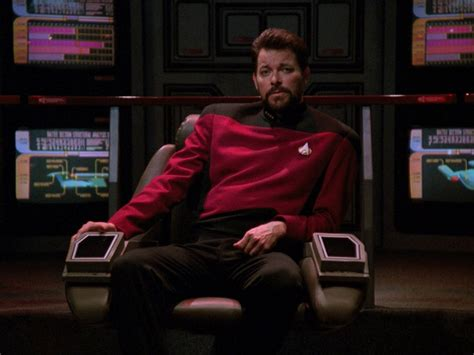 Riker Chair by Infinite Diversity The Best Of Both Worlds Deadshirt