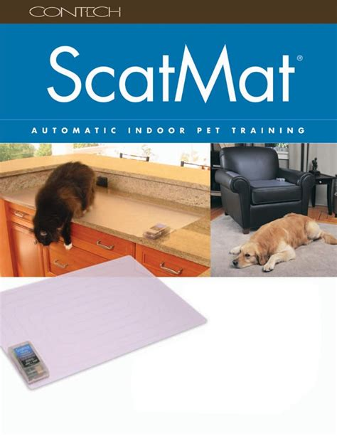 Contech Mat by Contech Intelligent Animal Products