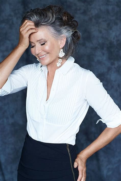 68 years old what haire style come vestirsi dopo i 50 anni idee looks strepitose