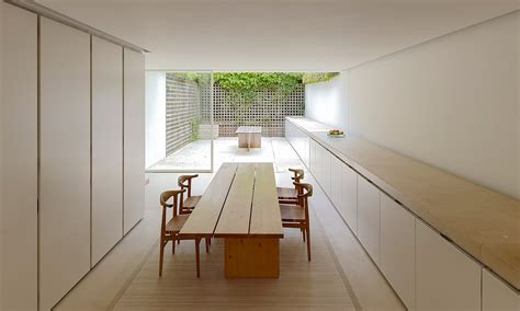 Kitchen Room Furniture by Interview With Minimalist Architect John Pawson